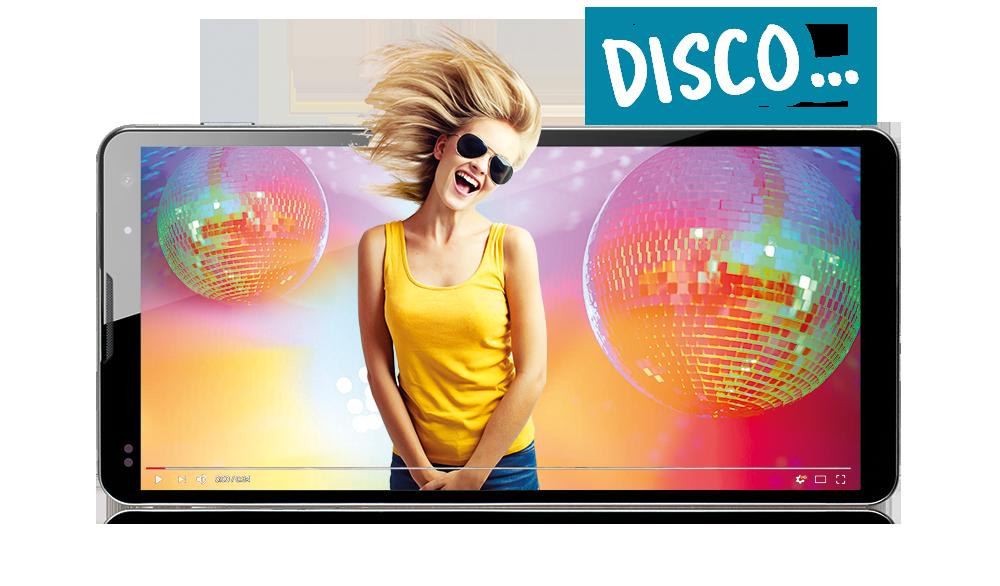 MyStudio Background Disco